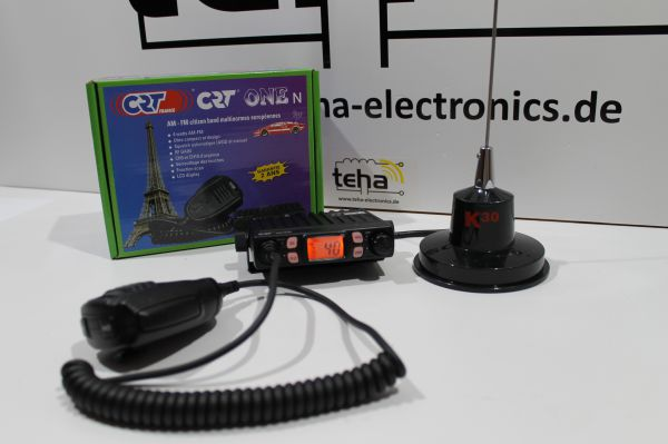 High Performance 20 Watt Funkset - Plug and Play -NEU OVP