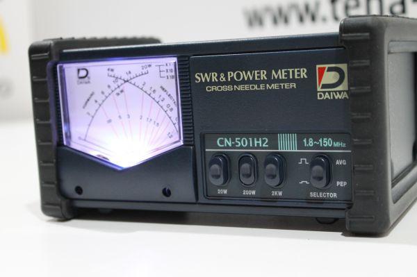 Daiwa CN - 501 H 2 - SWR & Powermeter