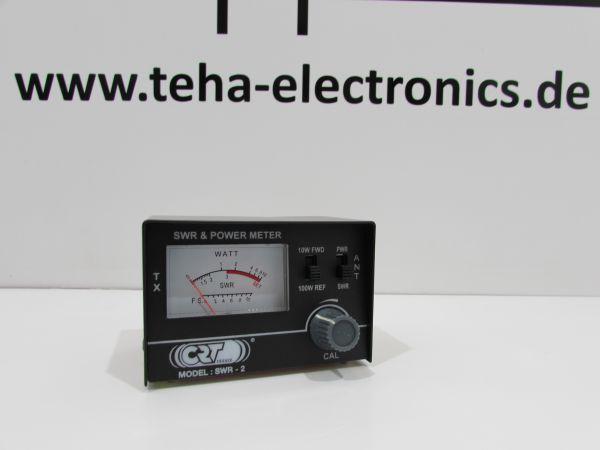CRT 2 SWR / Powermeter NEU OVP