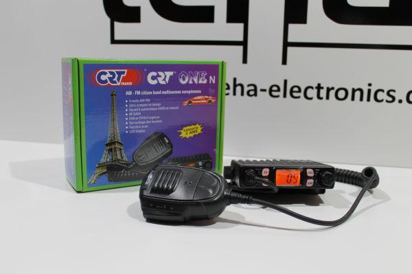 CRT ONE N - 8 Watt ! incl. Mods