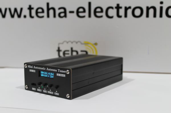 CGJ - 100 Automatik Antennetuner 1.8 - 30 Mhz TOP