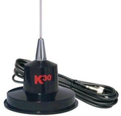 K40 - K30 CB Magnetfussantenne !Tipp !