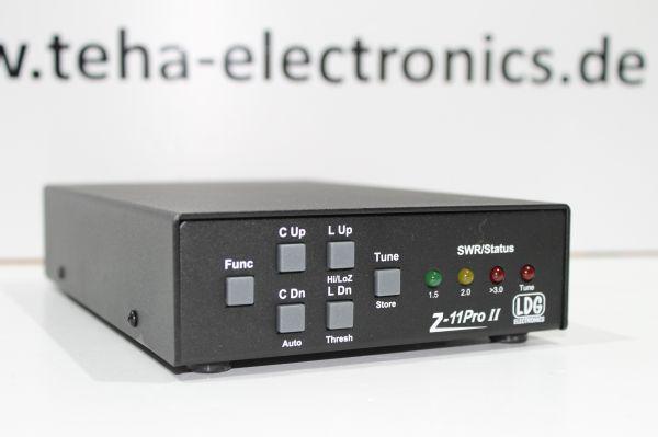 LDG Z-11 Pro II - Automatischer Antennentuner 1,8 - 54 MHz