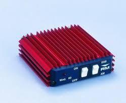 RM Italy KL-60 25-30 MHz 35 Watt AM / FM 60 Watt SSB Transistor Endstufe