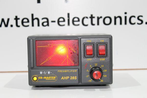 Zetagi HP 28 / CB Master AHP 28 S Empfangsverstärker