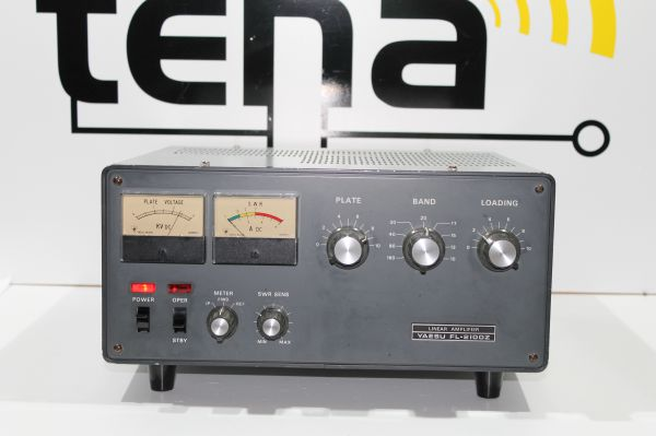 Yaesu FL 2100 Z - getestet TOP incl. matched Pair 572 B