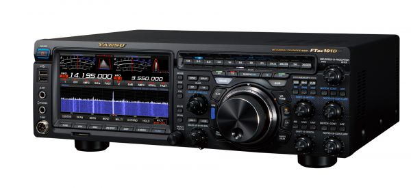 Yaesu FT-DX101MP High End Transceiver