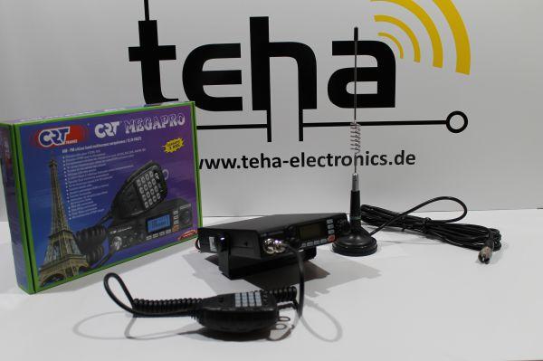 """Kompettes Funkset mit Antenne für 12 & 24 Volt alles """" Plug n Play"""""""