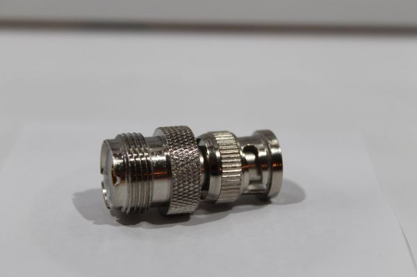 Adapter BNC auf PL ( UHF)