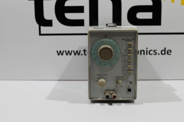 Voltcraft Audio Generator AG-809 defekt