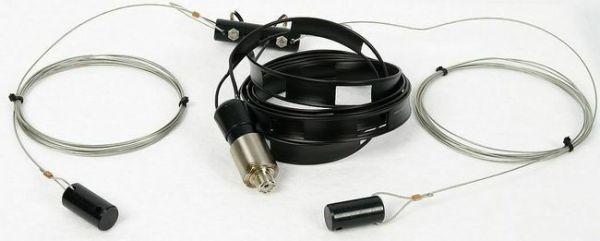 BIDATONG G5RV 40m - 10m Multiband-Dipol / 450 Ohm 16 Meter Variante