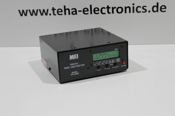 MFJ 826 B Digitales Power & SWR Meter 1500 Watt