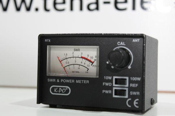 KPO SWR-430 SWR- & Power-Meter