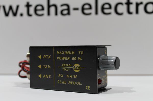Zetagi P 27 M Empfangsverstärker für 26-30 MHz