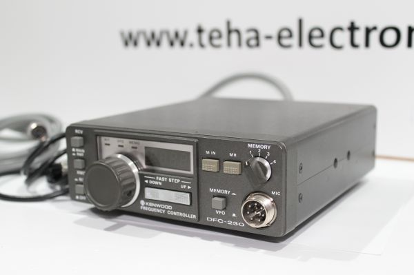 Kenwood DFC-230 Digital Frequenz Controller