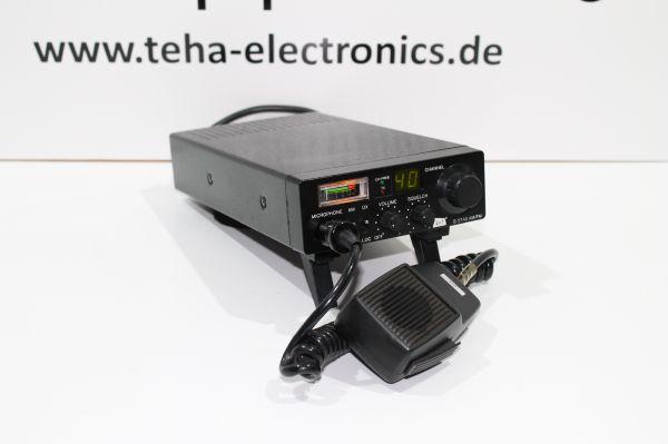 CB Funk Heimstation DNT - B 2740 - Messplatz getestet
