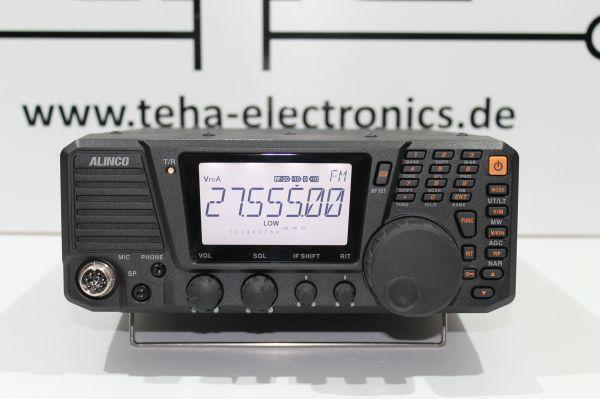 Alinco DX - SR 8 E neuwertig incl. Frequenzerweiterung in OVP