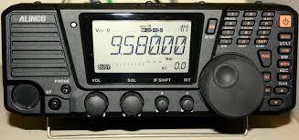ALINCO DX-R-8-E Allmode Empfänger 150 kHz - 35 MHz