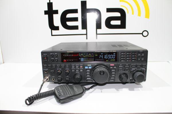 Yaesu FT 950 in OVP - Wie neu - Messplatz getestet