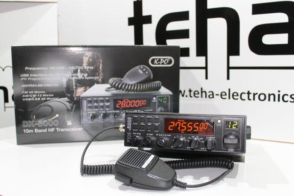 """K-PO DX 5000 """" Vantage """" V.6 - 65 WATT High End Exportgerät"""