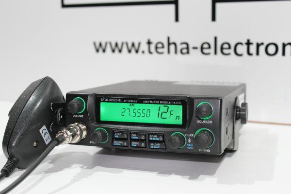 Albrecht AE 5890 Export incl. Mods - Teildefekt