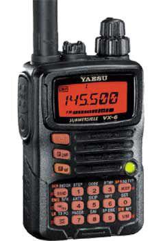 YAESU VX-6E