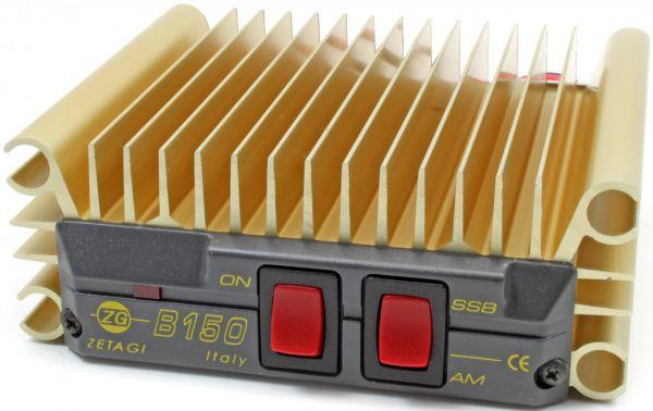 Zetagi B-150 R Sendeverstärker