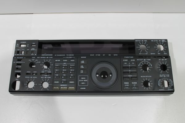 Kenwood TS 850 S Front Panel