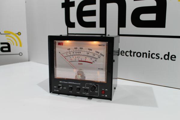 MFJ 868 Giant SWR / Wattmeter Neu OVP