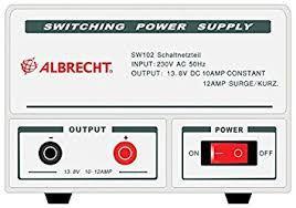 Albrecht Schaltnetzteil SW 57 5 -7 Ampere