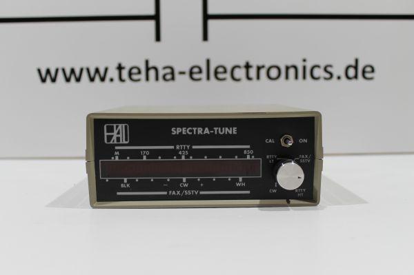 Spectra Tune Fax / SSTV Konverter