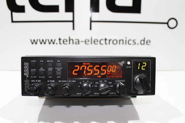 K-PO DX 5000 V.6 10-11 Meter Exportgerät NEU - TOP !