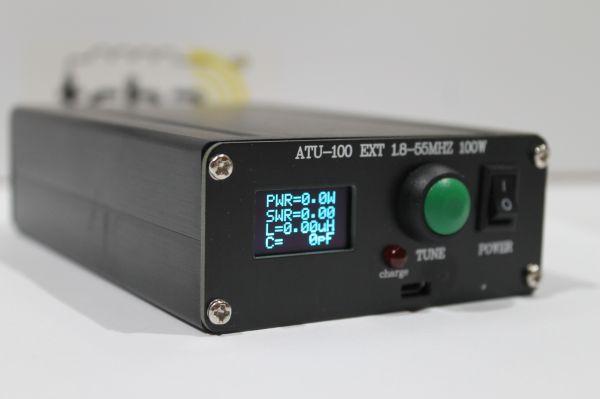 ATU-100 automatik Antennentuner 100 WATT