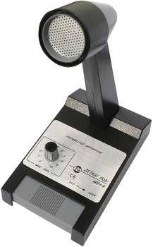 ZETAGI MB +4 Standmikrofon mit Verstärker