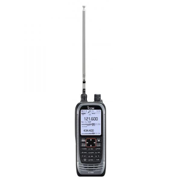 Icom IC R-30 -Breitbandempfänger Handscanner