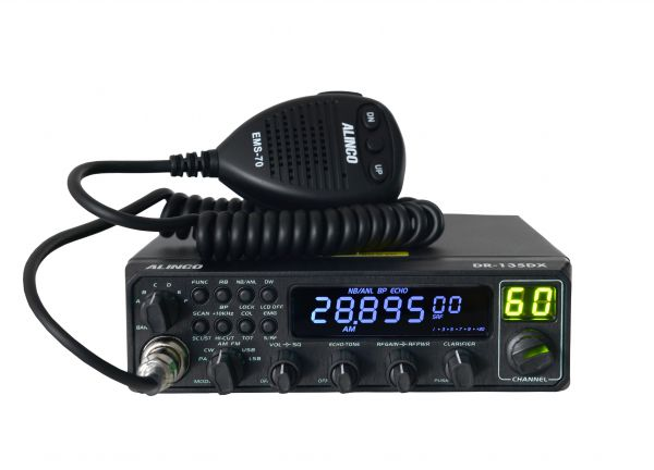 ALINCO DR-135-DX V3 incl.11 Meter Band - Unsere Empfehlung !