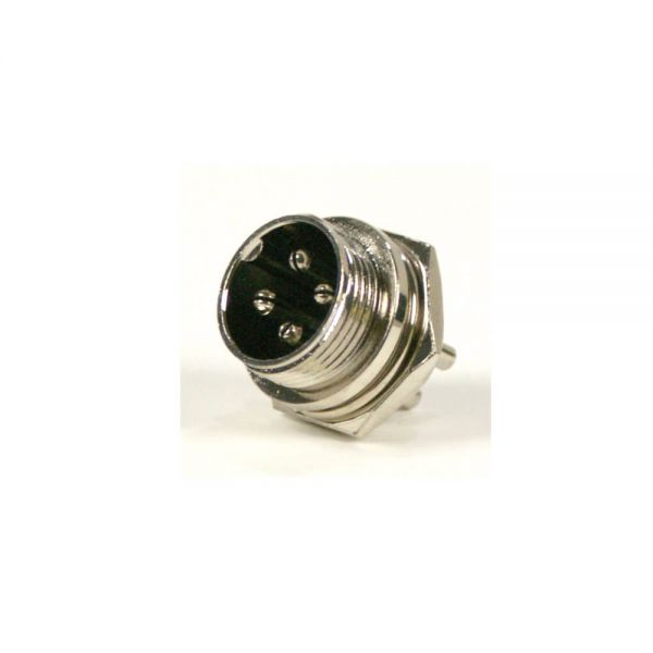 4-Pol Mikrofonbuchse NC 515