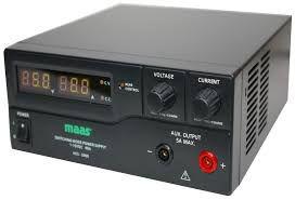 MAAS HCS-3400 Schaltnetzteil 40 Ampere