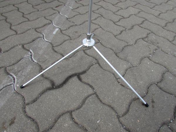 3- Bein Standfuß DSF-1 für HF P1 PL Portabelantenne