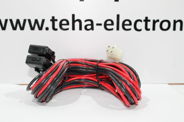 6 Pin. DC Kabel Kenwood / Yaesu