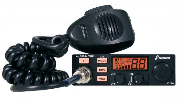 Stabo XM3004E Vox 12/24 Volt