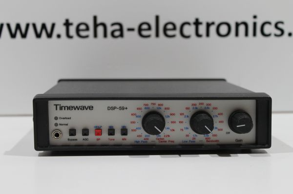 Timewave DSP-59+ Digital Audio Processor - TOP - getestet !