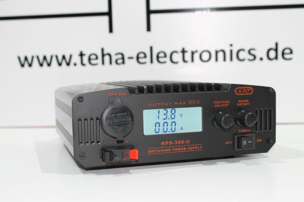 KPS-350-2 / 25- 30 A Schaltnetzteil mit Lüfter und Digitalanzeige