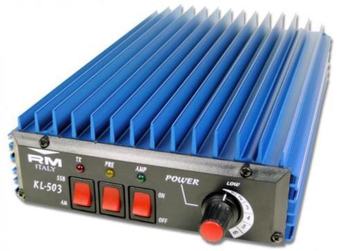 RM KL 503 250 Watt AM/FM - 450 Watt SSB/CW