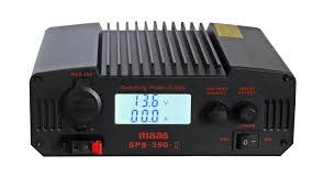 K-PO SPS-350-II Schaltnetzteil 30 Amp. Upgraded Version with improved RF fliter function
