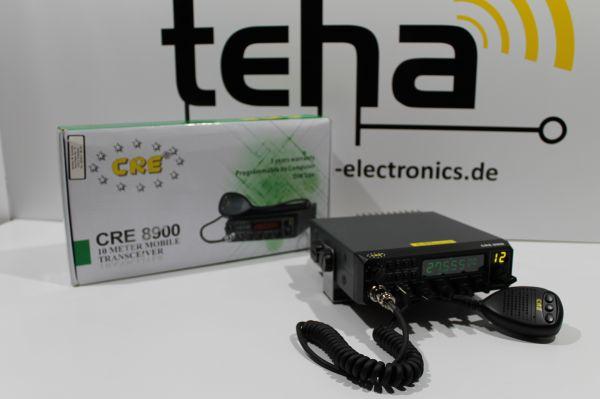 CRE 8900 - Amateurfunk Transceiver - Exportgerät 50 Watt