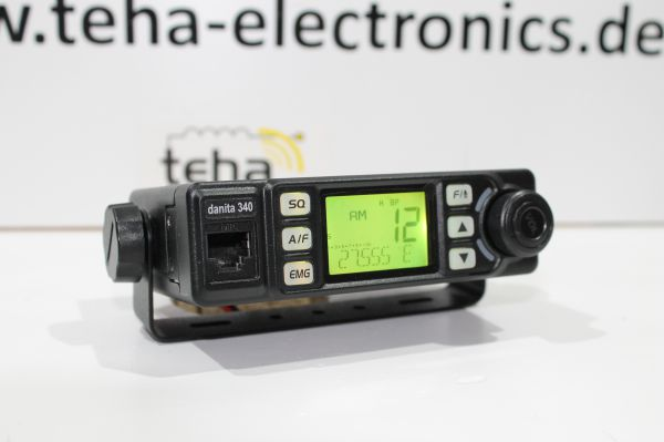 Danita 340 Exportvariante 20 WATT VOX - incl Mods - NEU OVP