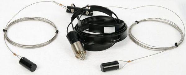 BIDATONG ZS6BKW 80m - 10m Multiband Antenne / 450 Ohm
