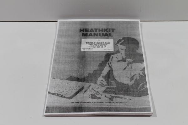 Heathkit SB - 104 A Manual