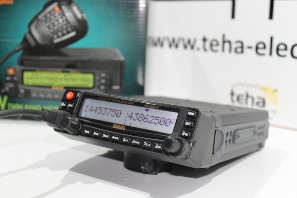Maas 920 UV Funkgerät - wie neu - getestet TOP